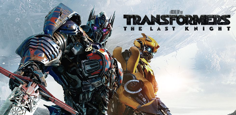 Optimus Prime and Bumblebee from Transformers: The Last Knight