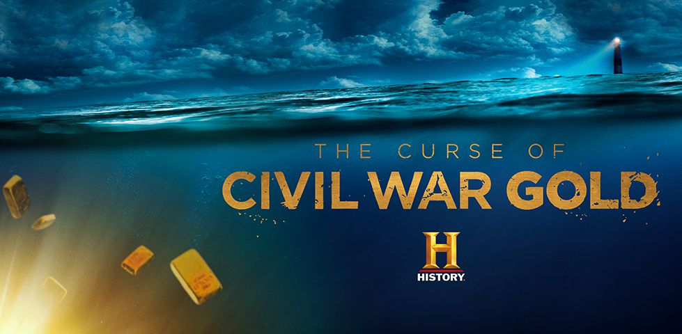 Civil War Gold, below water