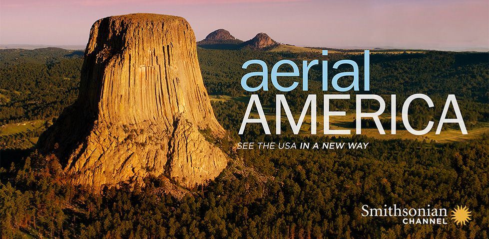 Aerial America on Smithsonian Channel