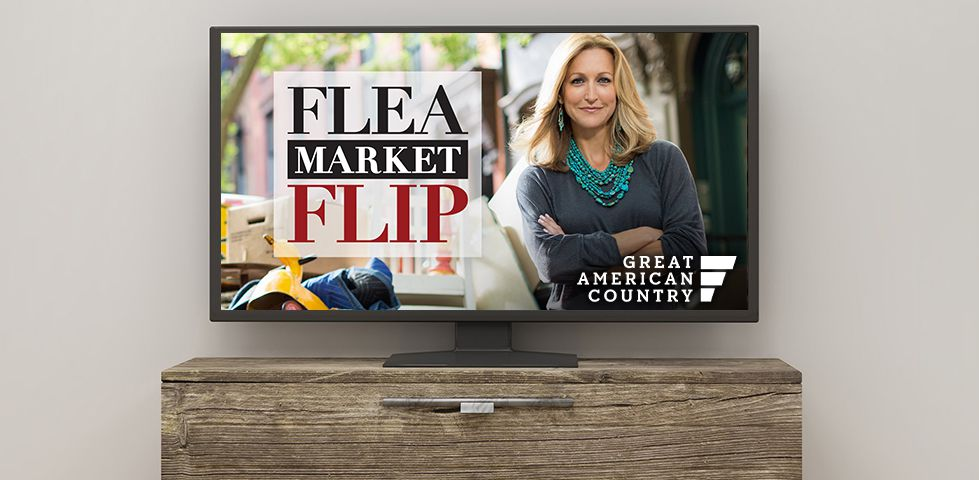 Great American Country is in free preview on DISH, featuring shows like Flea Market Flip