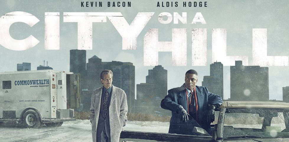 Kevin Bacon and Aldis Hodge star in City on a Hill, on Showtime