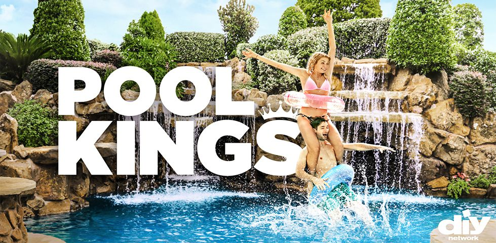 Pool Kings on DIY Network, in free preview all June