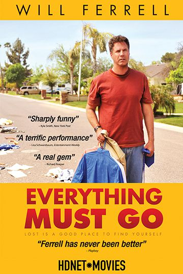 Will Ferrell stars in Everything Must Go