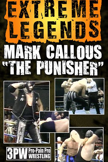 Mark Callous: The Punisher