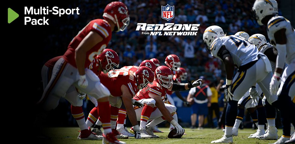 NFL RedZone - Kansas City Chiefs vs Los Angeles Chargers