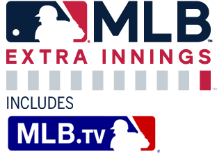 MLB EXTRA INNINGS - includes MLB.tv