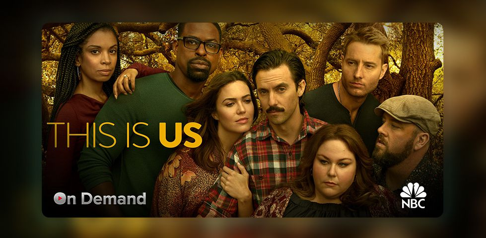This is Us, On Demand with DISH