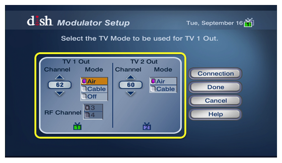 How Set Display Preferences on a ViP Receiver | MyDISH | DISH