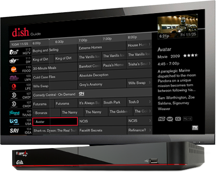 Hopper Features Dish Receivers Mydish Dish Customer Support