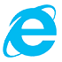 microsoft internet explorer browser icon