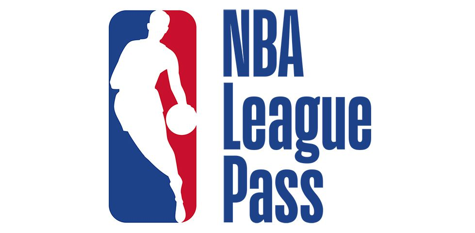 National Basketball Association League Pass logo