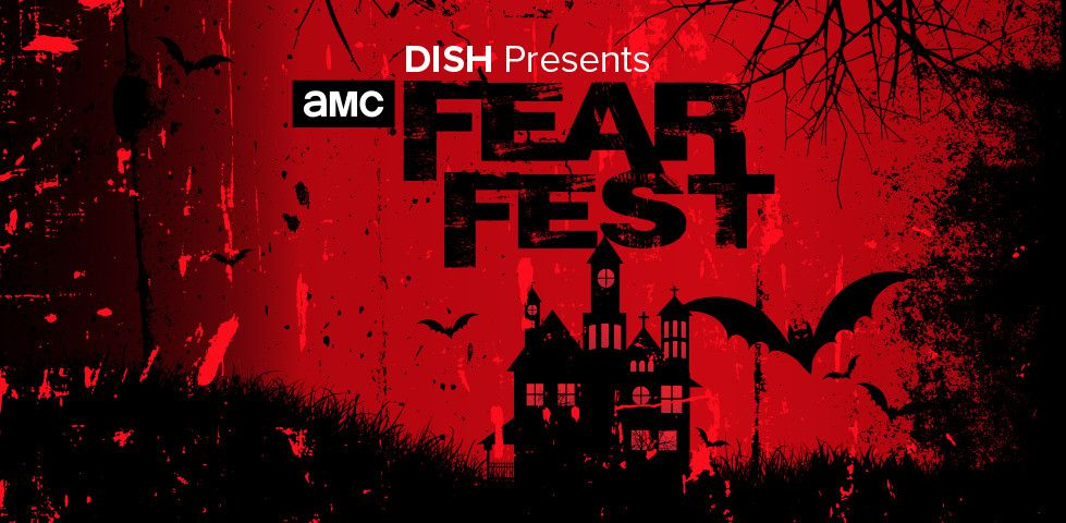 Fear Fest movie marathon on AMC Channel 131, October 23 to 31