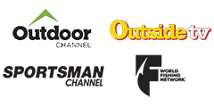 Outdoor Pack includes Outdoor Channel, Outside TV, Sportsman Channel, and World Fishing Network