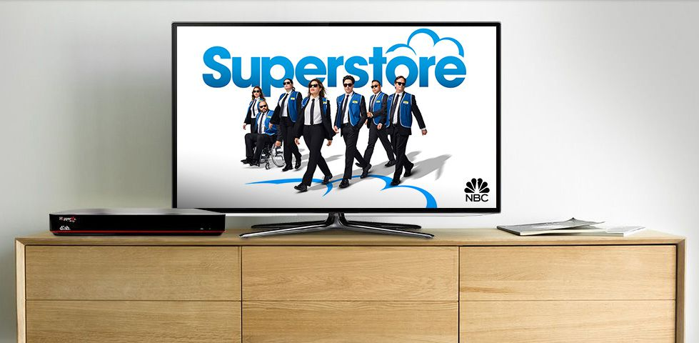 Superstore, on NBC