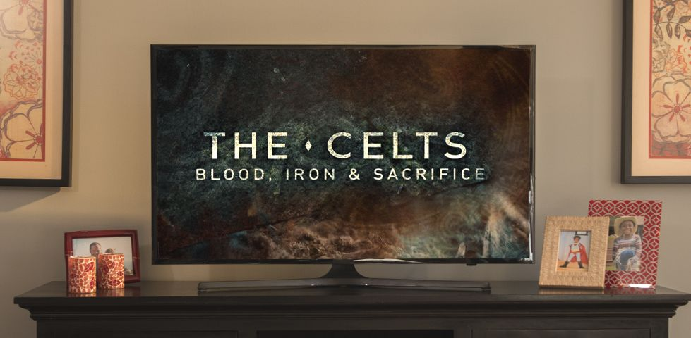 The Celts, available with the CuriosityStream Subscription On Demand package