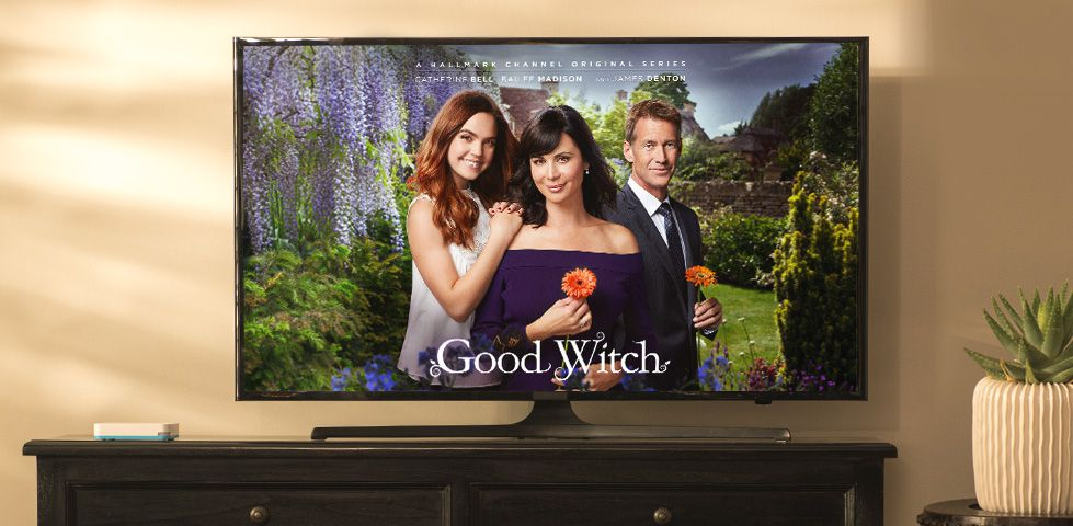 Good Witch, on Hallmark Channel