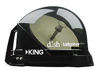 DISH Tailgater Pro portable antenna