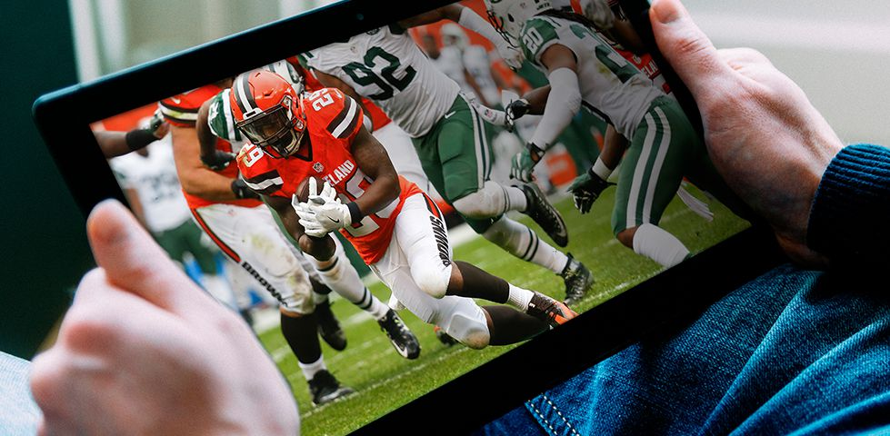 Watch TV from a tablet or phone with DISH Anywhere