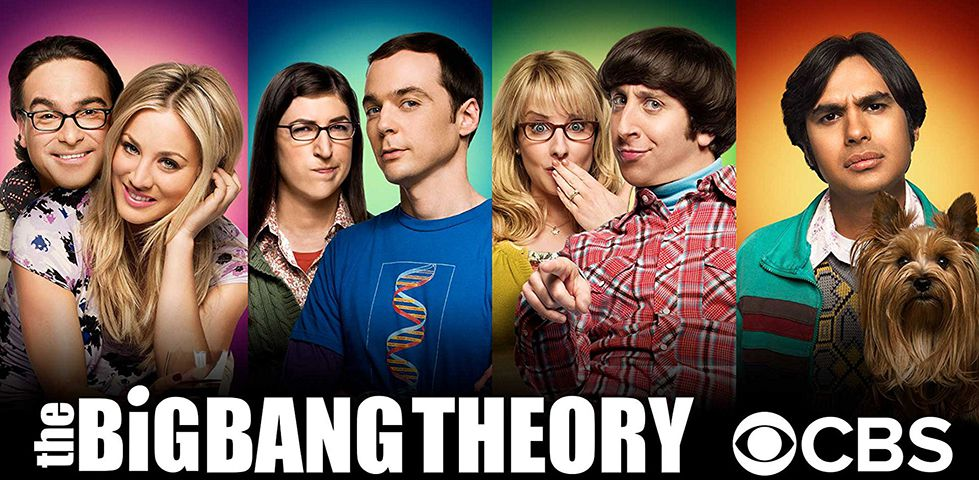 Big Bang Theory, on CBS