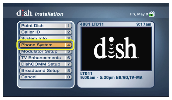 How to Connect ViP Receiver to Phone Service | MyDISH | DISH